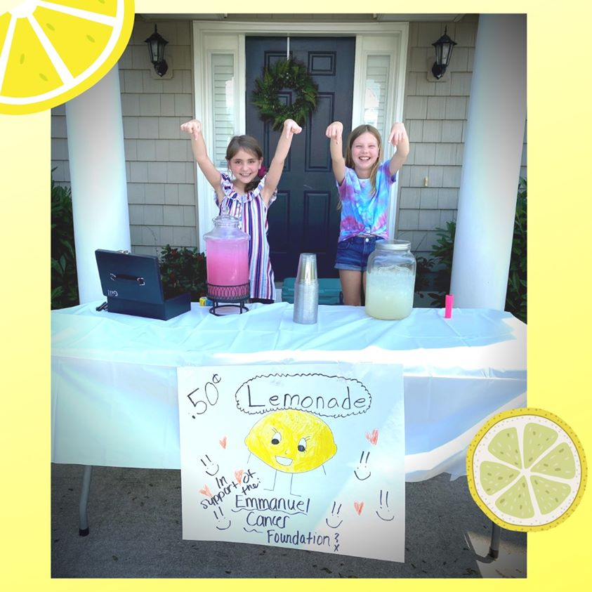 Lemonade Stands for ECF!